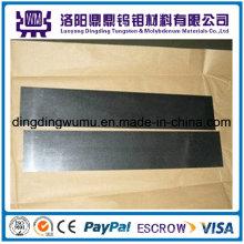 Alta qualidade folha/placa de tungstênio puro molibdênio folha/placa fábrica preço