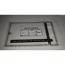 Tamper Proof Plastic Security Bags