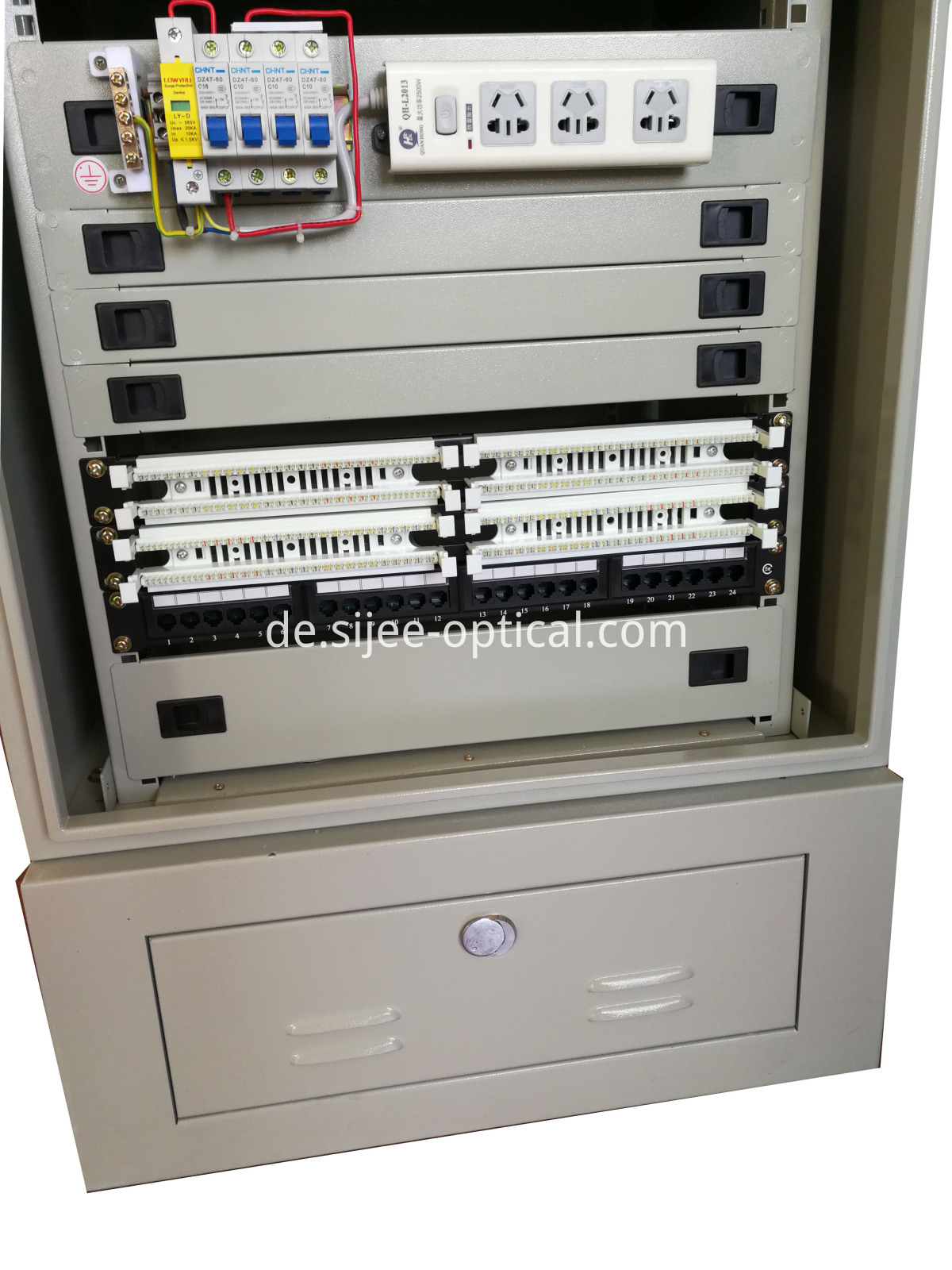 Telecom Cabinets Outdoor
