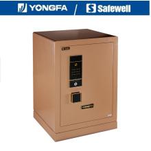 Yongfa 80cm Altura Blc Panel Robo seguro para el Banco