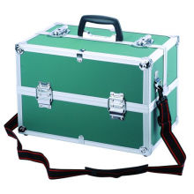 Aluminum Frame Customizable Hard Case with Locks