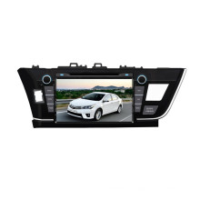 Yessun 9 pouces voiture DVD GPS pour Toyota Corolla (TS9895)