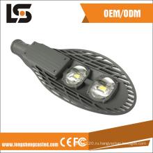 IP65 алюминиевые умирают литья деталей LED Водонепроницаемый легкий корпус