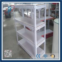 Стальные складские стеллажи для хранения и балки