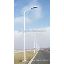 2015 melhor venda IP65 Recentemente projetado Solar Powered luzes de rua de fundição de alumínio liga D111 Luzes solares
