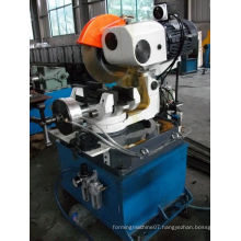 Rittal Galvanized Steel 1.5mm Electric Cabinet Frame Roll Forming Machine Supplier Indonesia