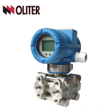 intelligent differential water smart pressure transmitter sensor with 4-20ma Output