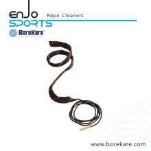 Borekare Caça Militar Gun Limpeza Boresnake Rope Cleaner para Shotgun