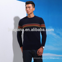 2016 new design man's cashmere sweater
