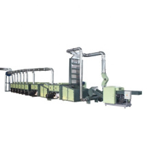 Textile Machinery Seven Rollers Cotton Waste Recycling Opening / Carding Machine for CE Machine Line for Waste Clothes Fiber Fabric