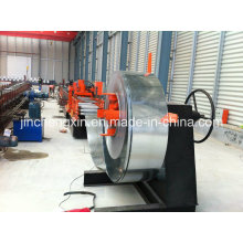 W Shape Profile Forming Machine