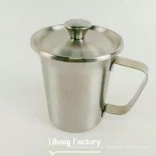 500 ml de Aço Inoxidável 304 Canecas de Metal Caneca Beber Suco De Chá De Cerveja Copos
