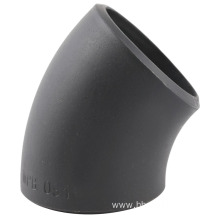 8 inch 45 degree carbon steel elbow