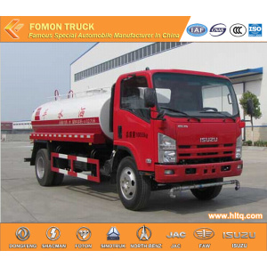 Isuzu 700P 4x2 Drinking Water Vehicle