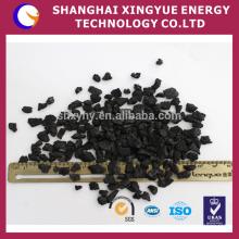 Coque de petróleo calcinado com preço de carbono de 98,5