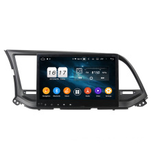 Hot sale android 9.0 car player 2016 elantra