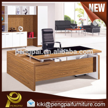 New style aluminium frame modern office desk 011