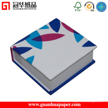 Post Sticky Note Pad Cartoon Paper Cube with Paper Cover
