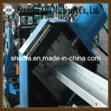 Steel Z Purline Roll Forming Machine (AF-Z100)