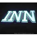Signes de lettre de canal acrylique allumés par LED avant pour le magasin
