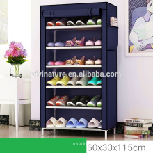 Mulit Function Steel tube Shoes Storage Shelf