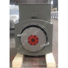 Copiar Stamford Single Bearing / Double Bearing Brushless Generator 6kw ~ 600kw
