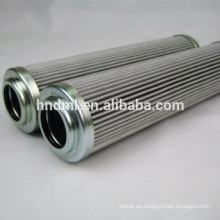 Elemento del filtro de aceite de la máquina Shield 2.0150 H10XL-A00-0-M Cartucho de filtro de acero inoxidable