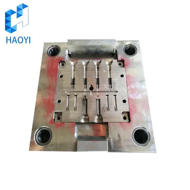 Plastic expansion screw Molding Custom Tooling Service
