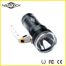 Long Run Time Handy 260 Lumens CREE XP-E LED Flash Light (NK-855)