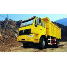 Caminhão de mina Sinotruk 4X2 (ZZ3161M4011)