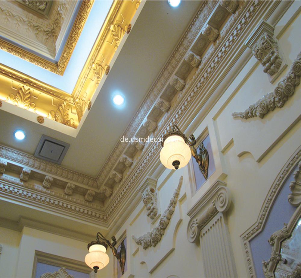Dekorative Klammern für Regale, PU-dekorative Corbels, die Exporteur ...