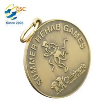 Nouveau produit Excellente nouvelle conception faisant la médaille de récompense en métal de production de machine