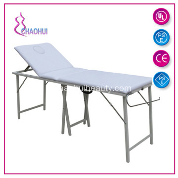 Portable vapeur thaï Massage Table pliante