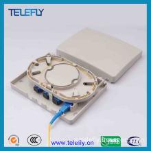 4 Fiber FTTH Optical Fiber Termianl Box