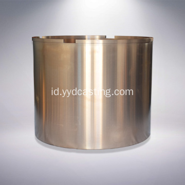 Bottom Shell Bushing untuk sandvik cone crusher