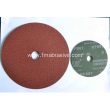 "China for Aluminum Oxide Fiber Disc,Sanding Paper Fiber Disc,Close Coated Fiber Disc Manufacturer in China 4""-7"" Aluminum Oxide Fiber Discs export to Tajikistan Supplier"