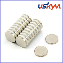Magnets Nickel Disc NdFeB (D-002)