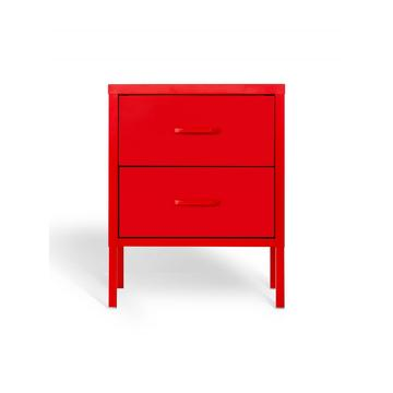 2 Drawers Storage Cabinet for Home Furniture