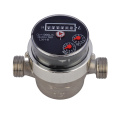 Volumetric Single Jet Stainless Steel Drinking Water meters