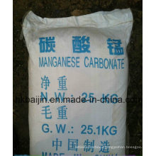 Industrial grade Manganese Carbonate powder