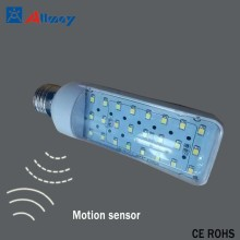 G24 5W Motion Sensor Dimmable LED ampoule de maïs
