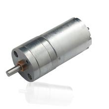 電動12V 25mm 370モーターギアボックス