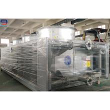 Máquina de compressão de ar