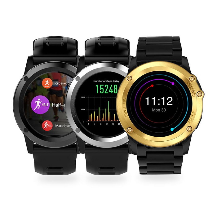 GPS Positioning Heart Rate&Sleep Monitor Smart Watch