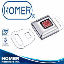 soft baby car seat belt positioner and holder by homer