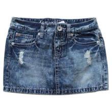 Fashion Design Denim Skirt
