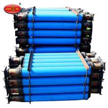 Support hydraulique simple de suspension d'appui temporaire d'appui de mine de charbon