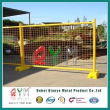 Qym-venta caliente de malla soldada Hot Dipped Galvanized Temporary Fence