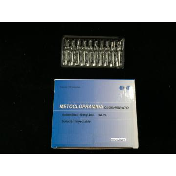 Metoclopramida 10MG / 2ML inyectable BP