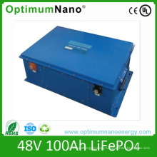 Optimum Lithium Marine Battery 48V 100ah with BMS